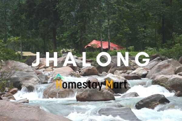 Jhalong homestay