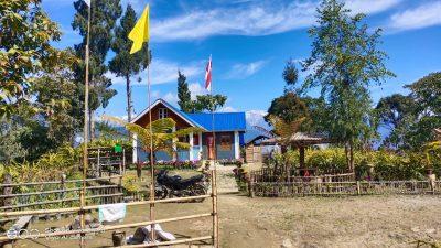 homestay in jhalong todey homestay